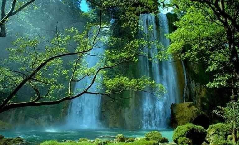 شلال التوأم Twins Waterfall Tourism Waterfall Pale