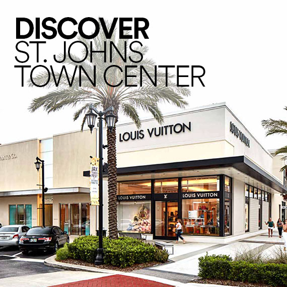 Town Center Jacksonville Fl: Welcome To St. Johns Town Center®
