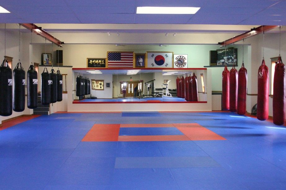 AIMAA Dojang Martial Art Studio Ideas Pinterest