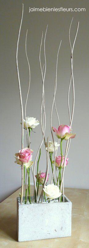 roses et bois flott dr ftwood bo s flott pinterest