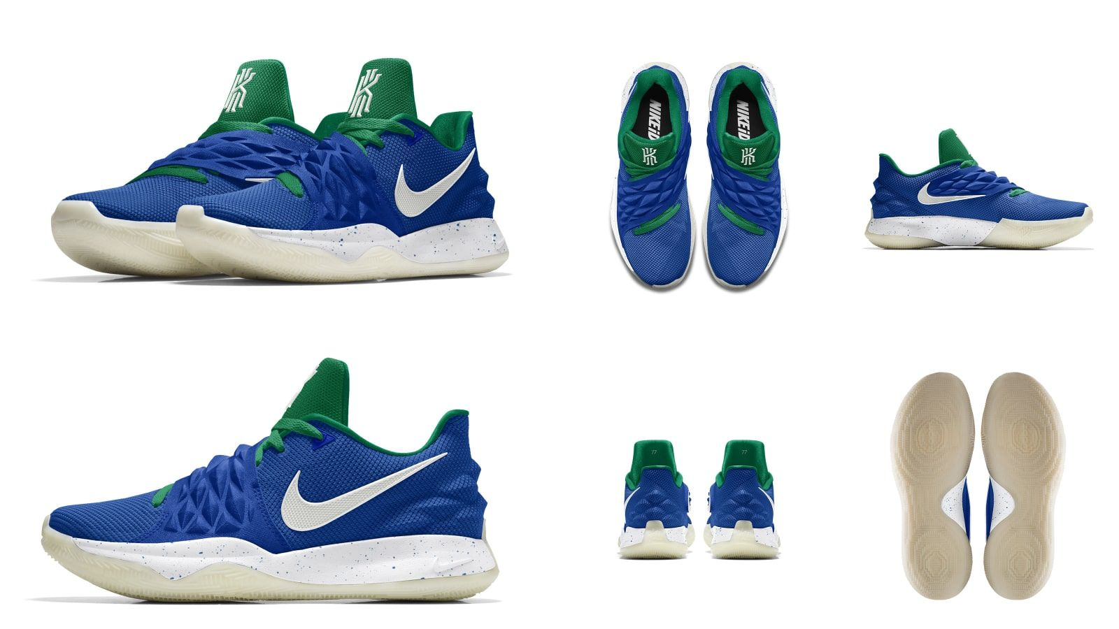 size 40 0d6fb 1901d Nike Kyrie Low 'Retro Glow' - Nike Let Players Design Sneakers for NBA's  2018-19 Opening Week | Sole Collector