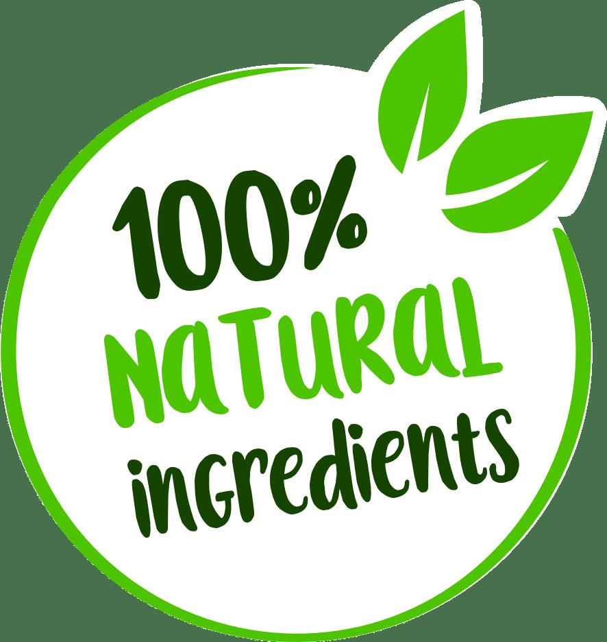 100 Natural Ingredients Trust Badge Ecommerce App Ecommerce Shopify Design