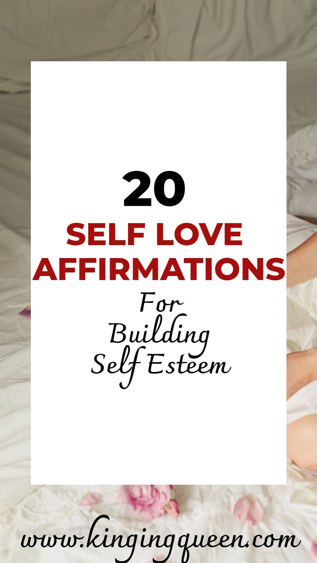 Empowering Self Love Affirmations For Self Acceptance And