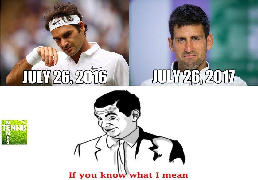 Novak Djokovic Memes Novak Djokovic Tennis Players Funny Sports Memes