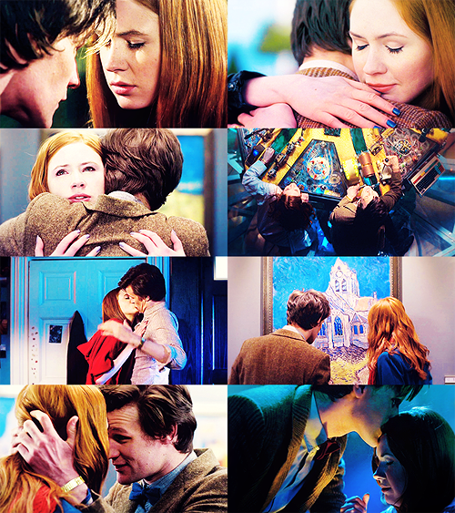 The Doctor + Amelia Pond