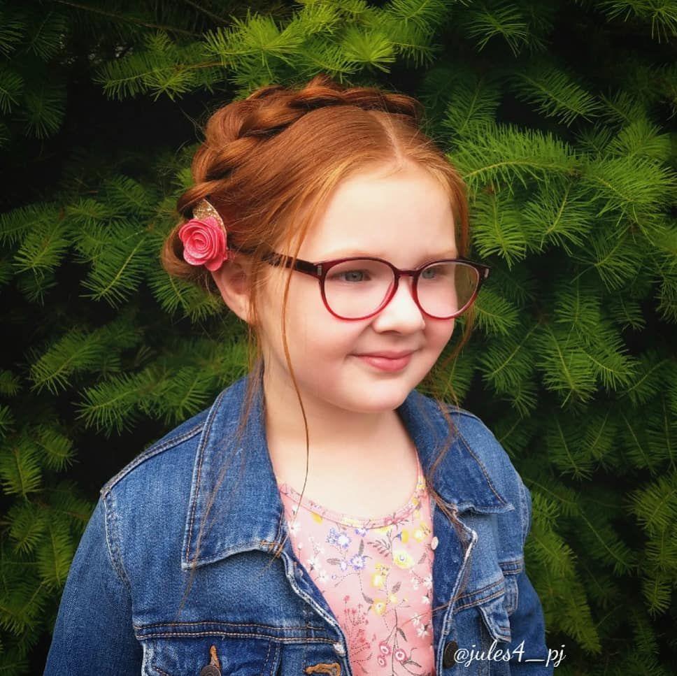 Milkmaid braid updos easy kid hairstyles braids for kids flower