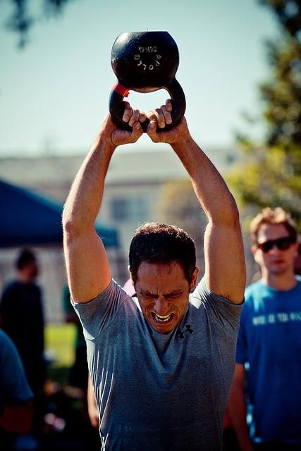 12 Sets of Advice on the Kettlebell Swing | Cross Fit | Pinterest