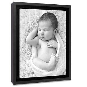 Best Float Frame 12x16 Black Canvas Floater Frame Frame For Canvas Real Wood Floating Frame Beautiful Matt Personalized Wall Art Floating Frame Black Canvas