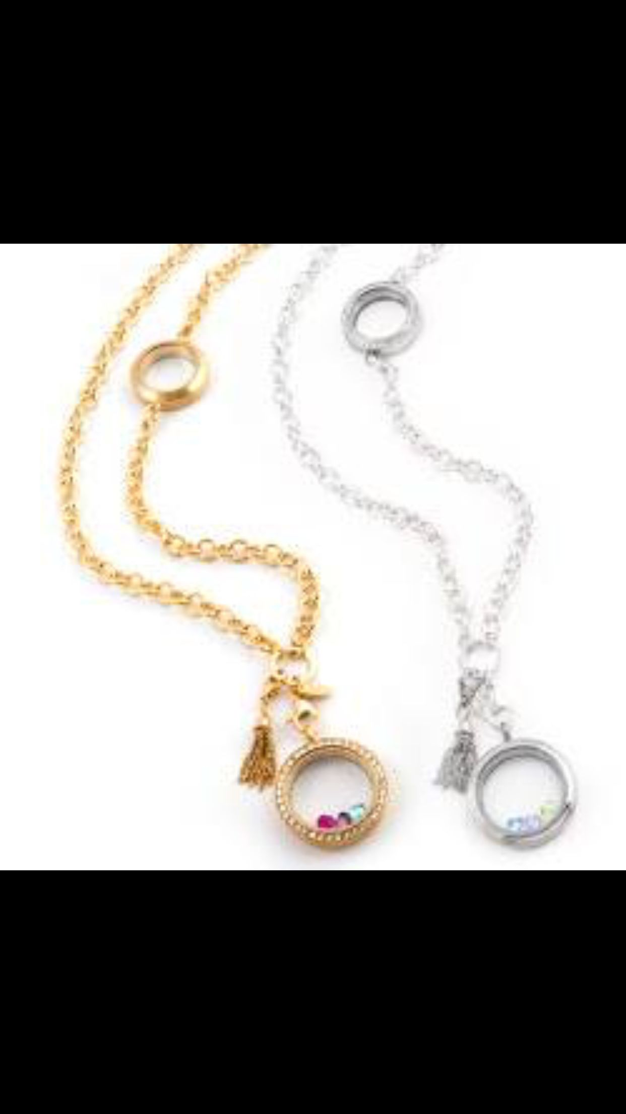 Origami owl over the heart chain! Who doesn't love origami ... - photo#4