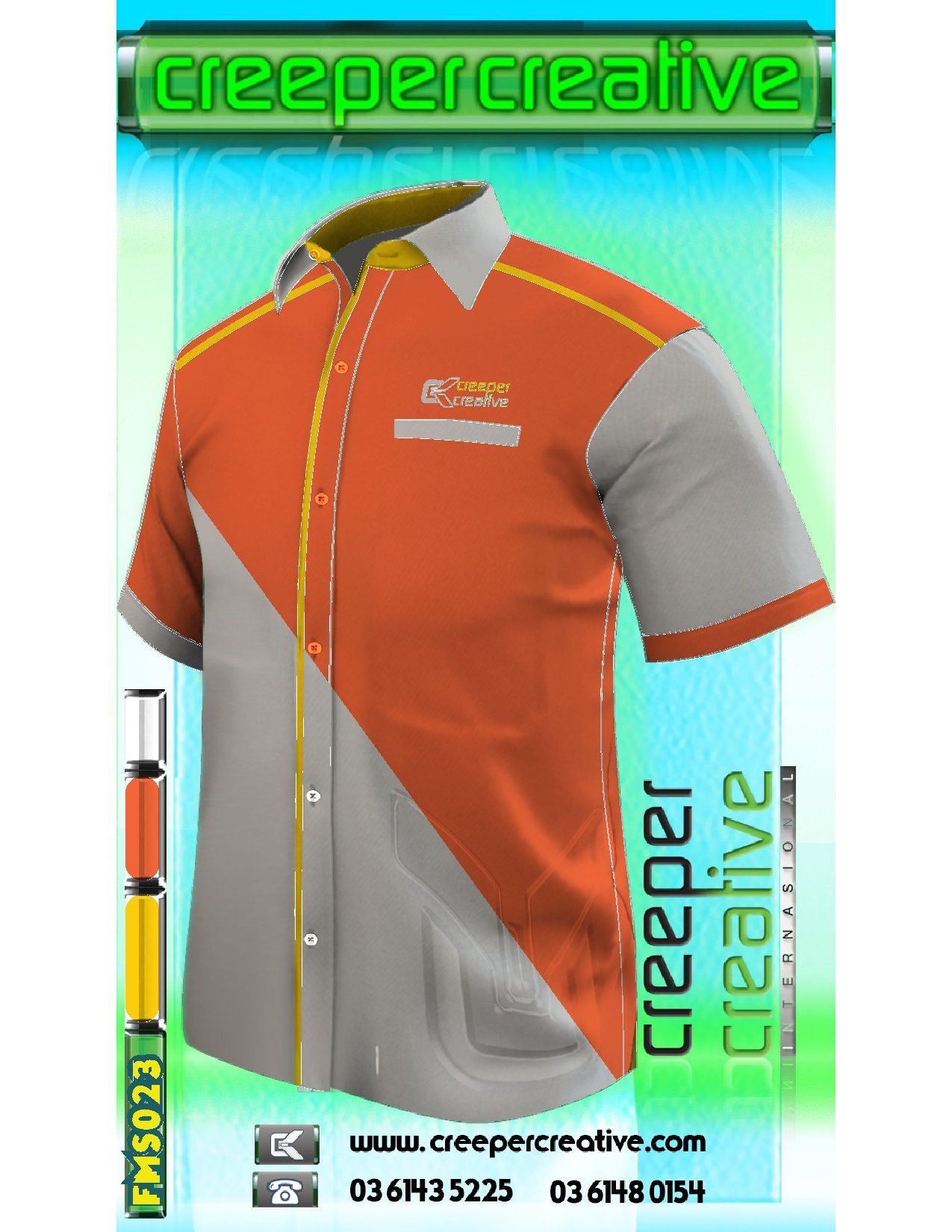 Contoh Design Baju Korporat Polo Shirt Catalog Corporate Shirts