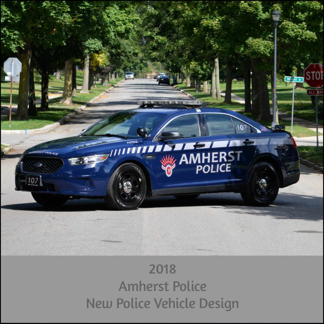 Amherst Police Ny Newly Designed 2018 Amherst Police Cars