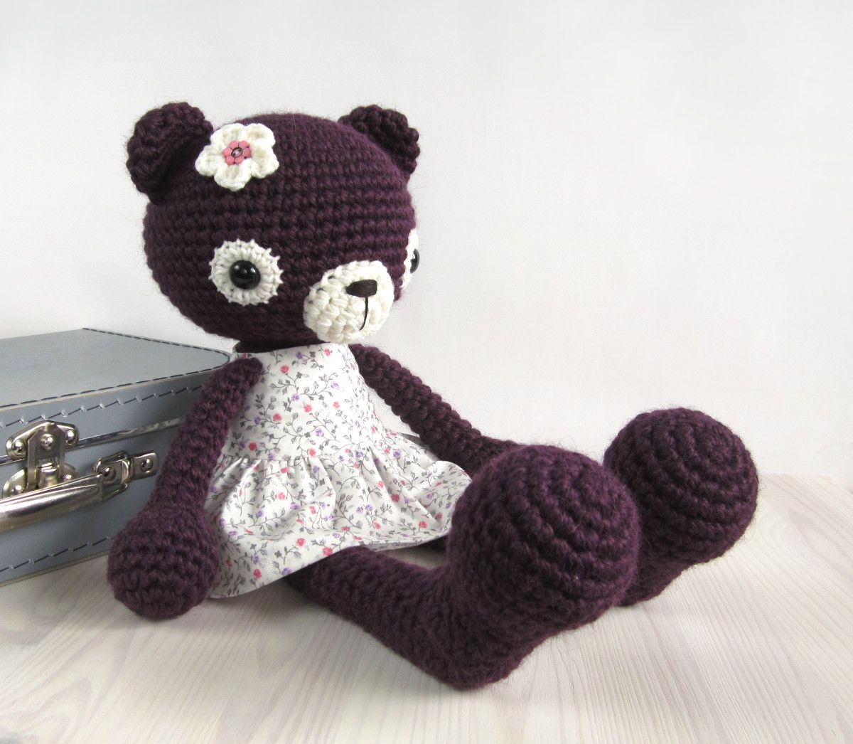 Sewing tutorial: Simple dress for amigurumi (sidrun.spire.ee ...
