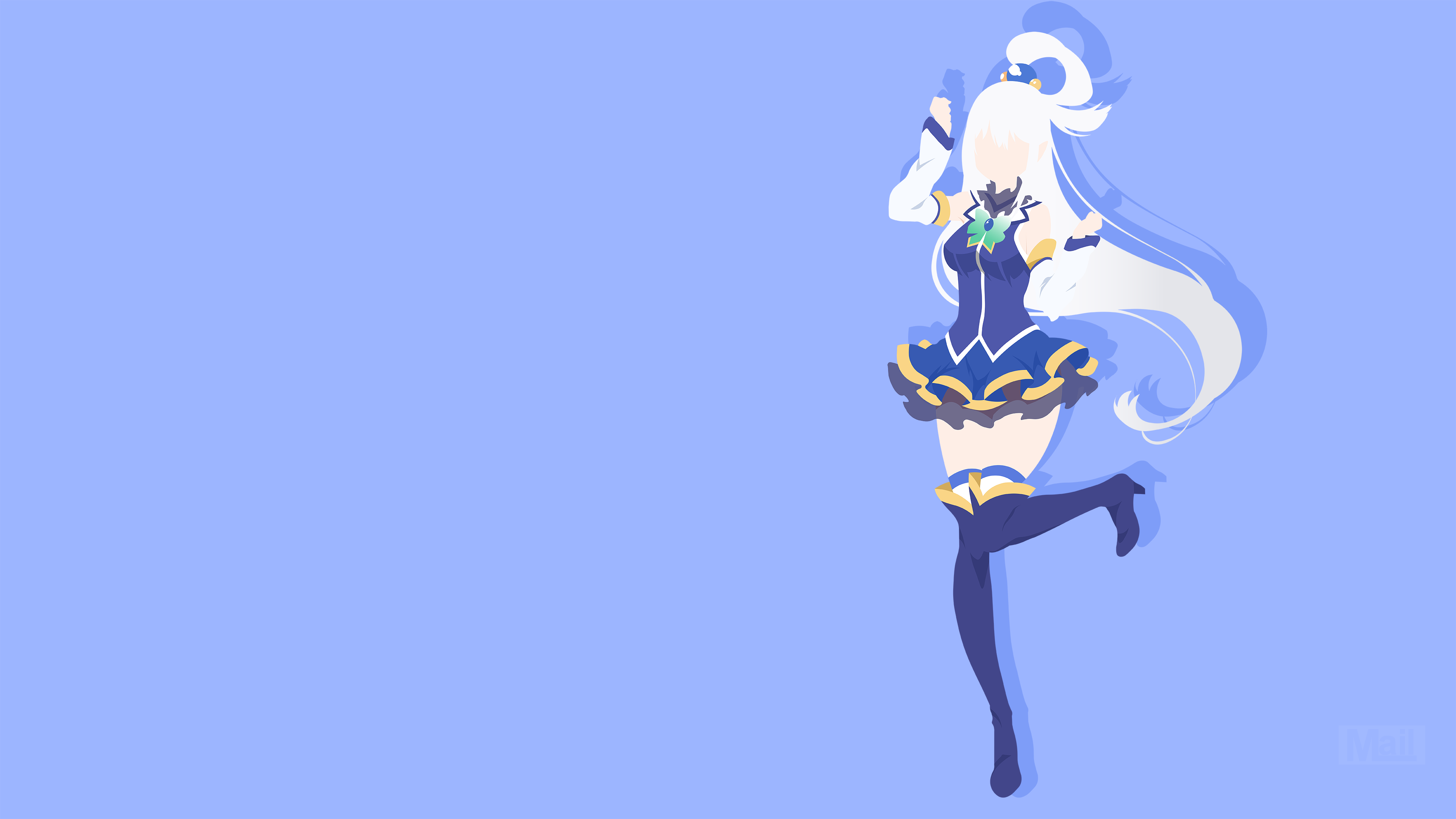 Pin by Rikki on Konosuba Aqua konosuba, Anime