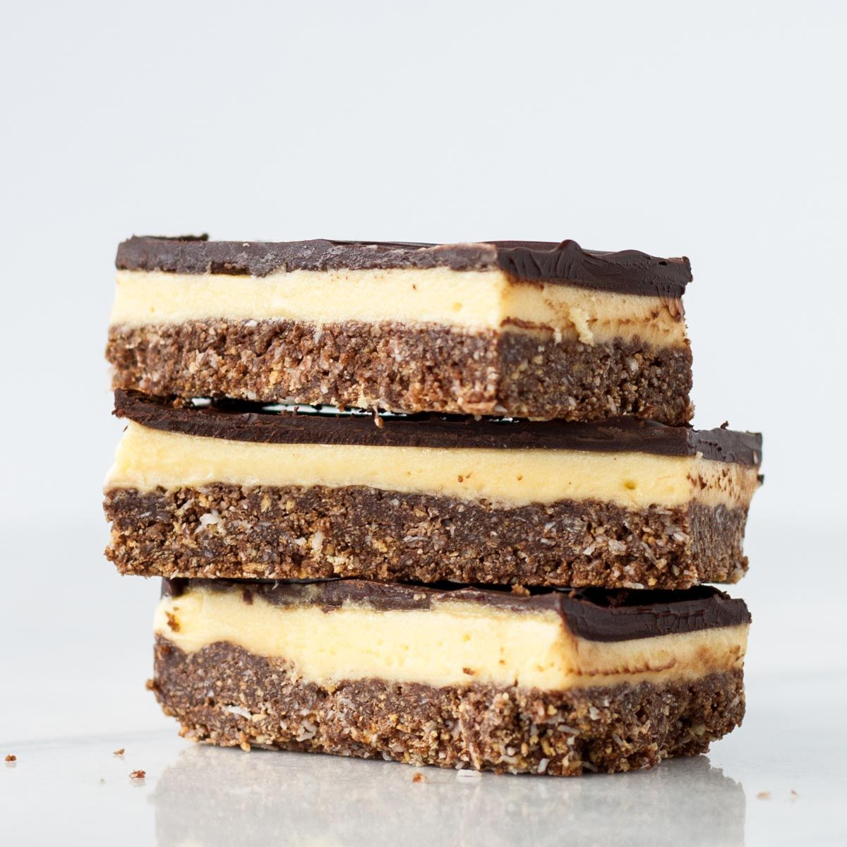 These Nanaimo Bars are AMAZING!! No-bake and super easy to make. One of the best desserts I've EVER had.
