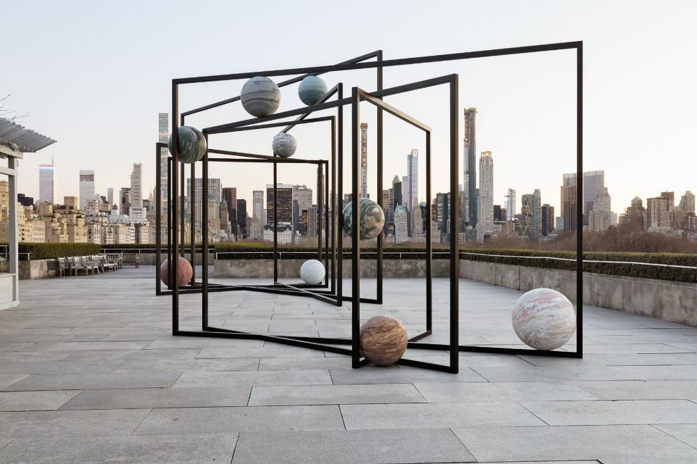 Alicja Kwade Artists 303 Gallery In 2020 Met Museum Museum Of Modern Art Installation Art