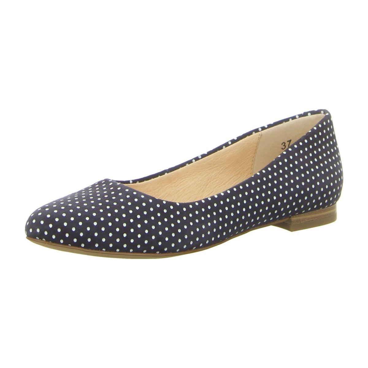 NEU: Caprice Ballerinas 9 9 22107 20 811 navy dots