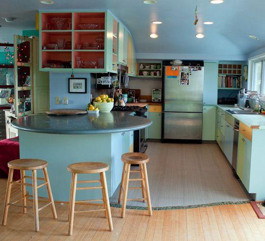 die besten 25 runde k cheninsel ideen auf pinterest gekr mmte k cheninsel k chenumbau und. Black Bedroom Furniture Sets. Home Design Ideas