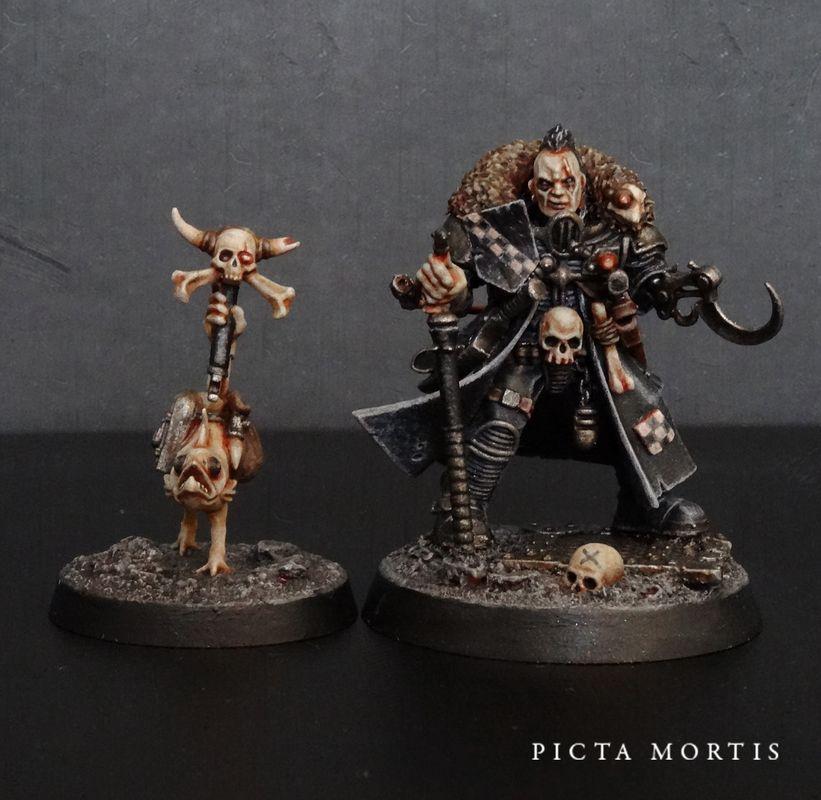 Warhammer 40k Miniatures, Miniatures