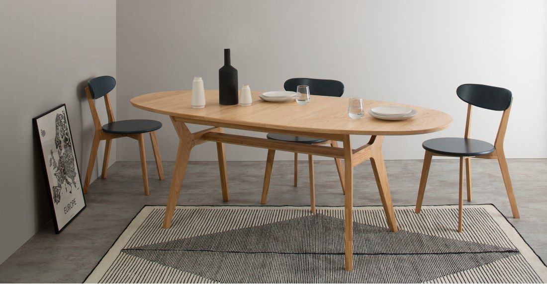 Made Light Wood Dining Table Room In 2019