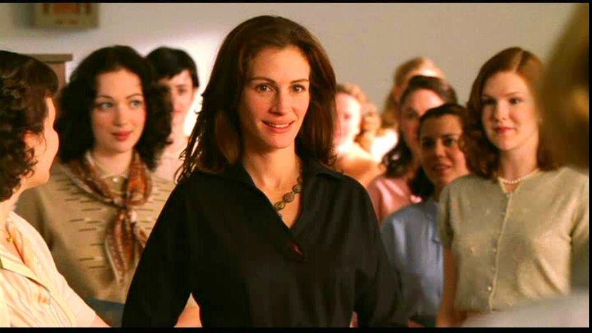 Julia Roberts Mona Lisa Smile   Attrici, Attori, Preferiresti