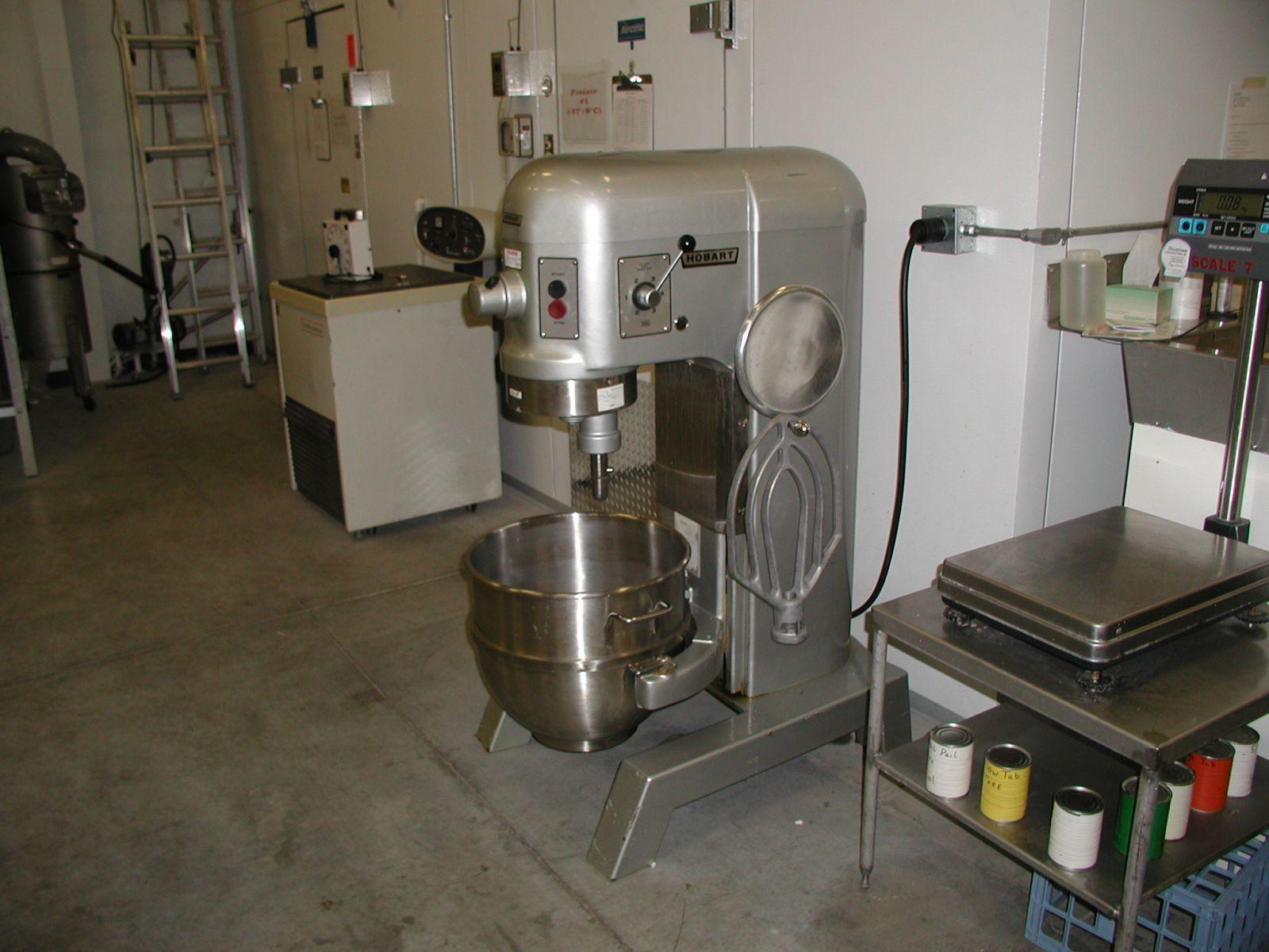 Hobart mixers kitchen gadgets pinterest for Kitchen designs hobart
