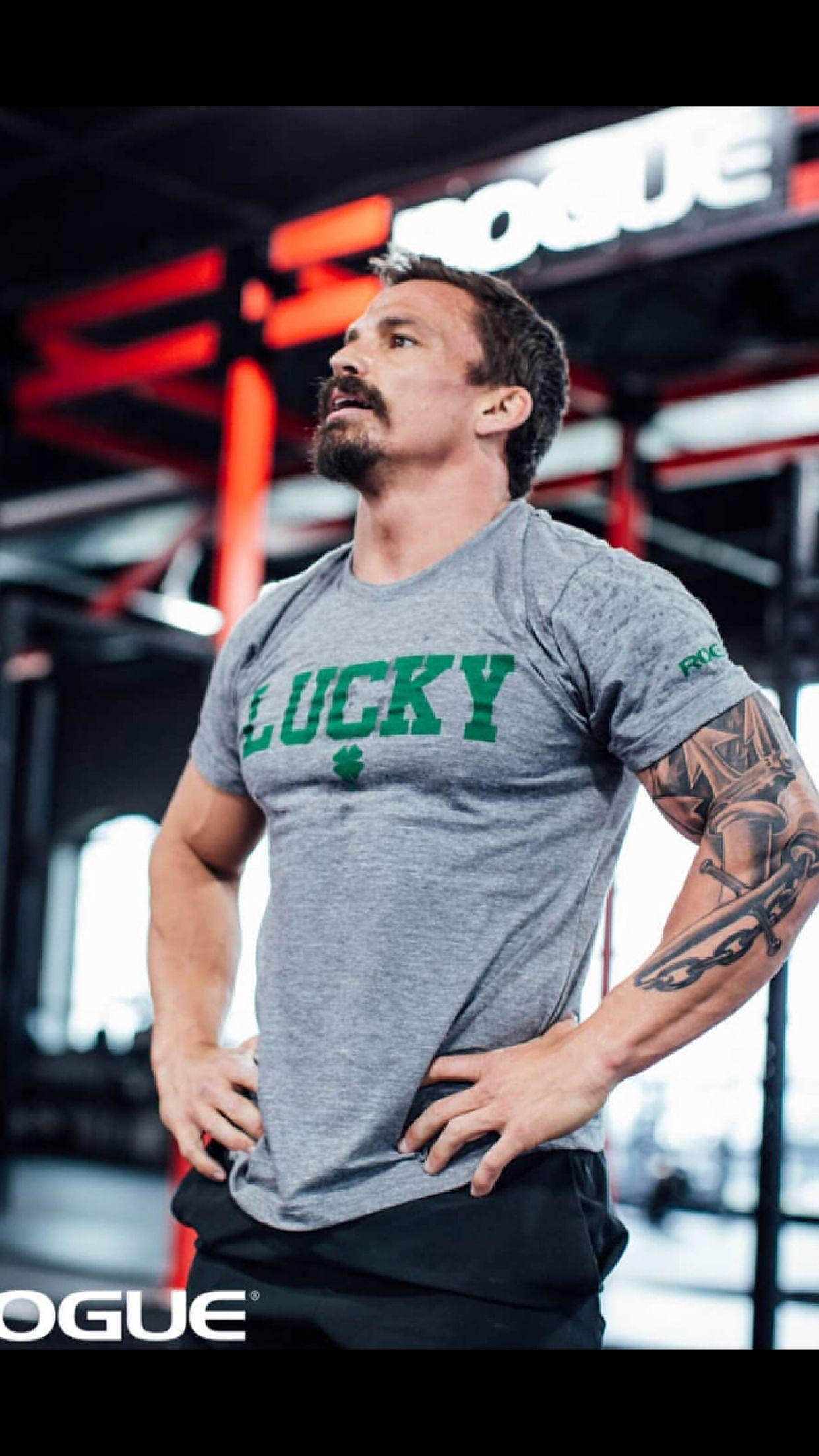 Josh Bridges Rouge Fitness Shamrock Crossfit Crossfit