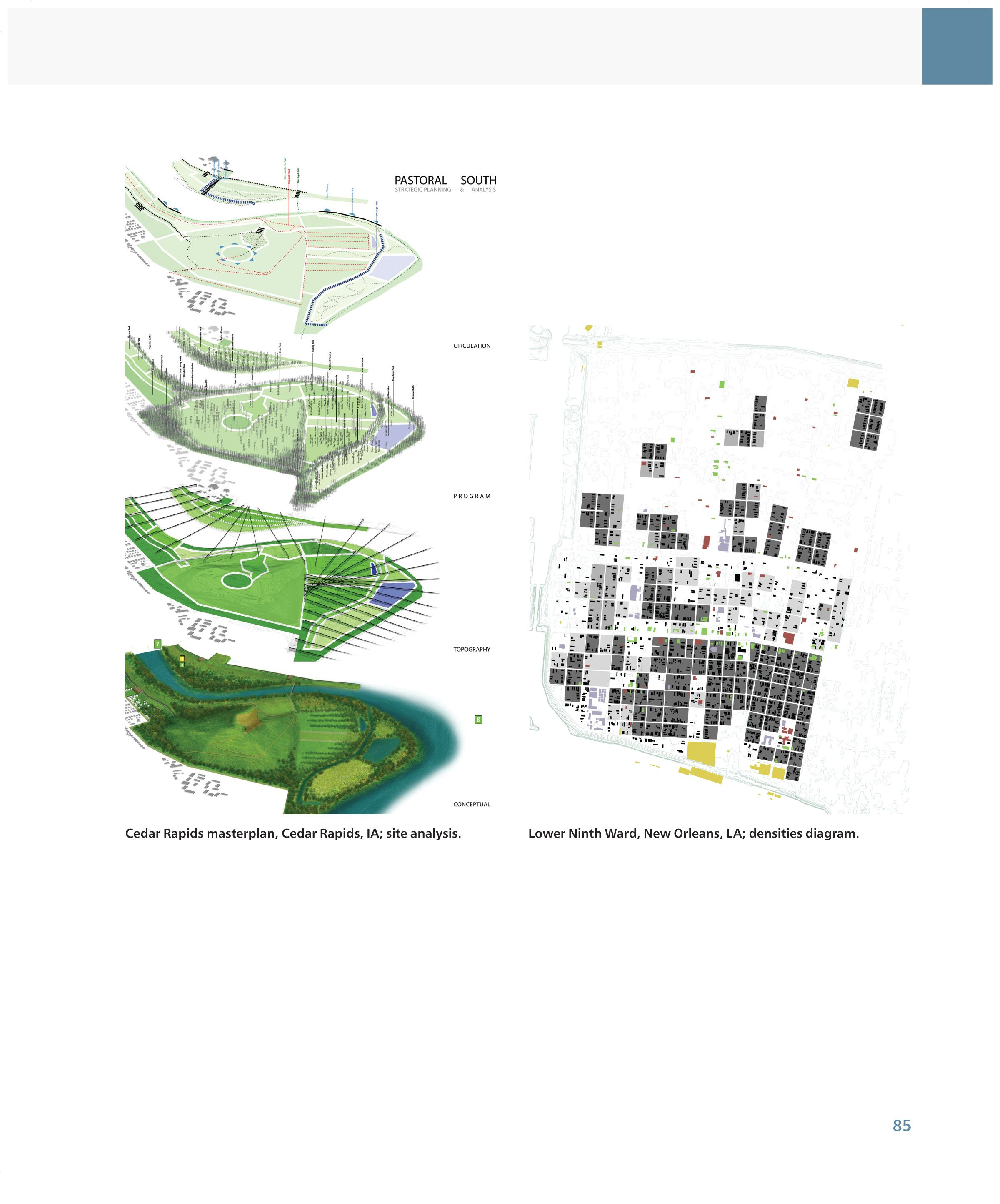 axonometric drawing map diagram creative landscape architecture diagrams landscape architecture site [ 2400 x 2888 Pixel ]