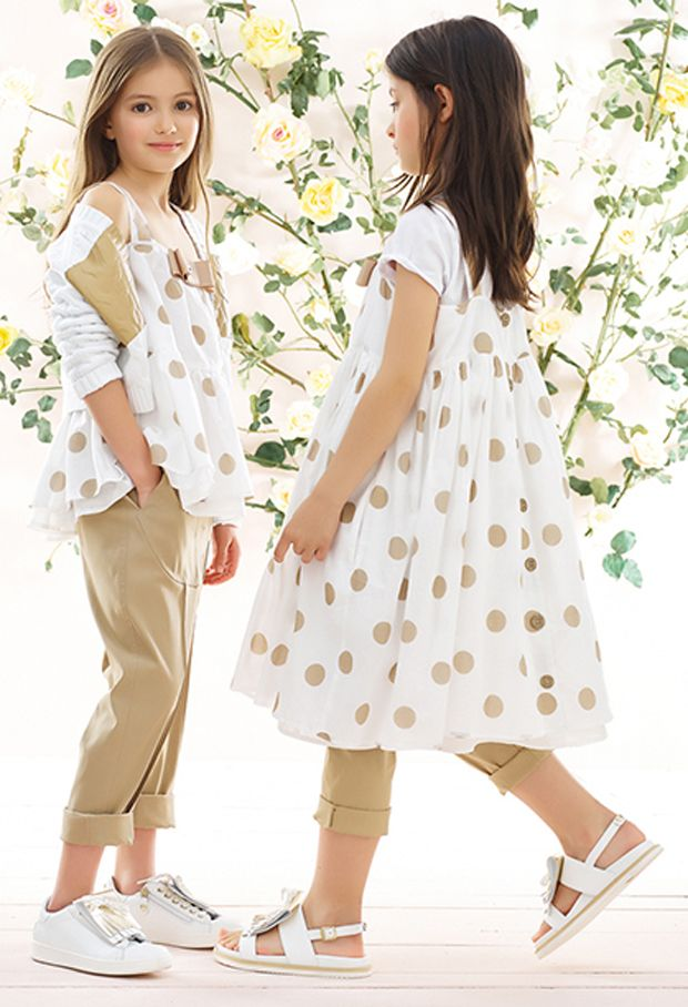 TWIN-SET by Simona Barbieri - Spring Summer Junior collection 2017 ...