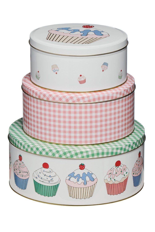 Beautiful Cupcake Cake Tins
