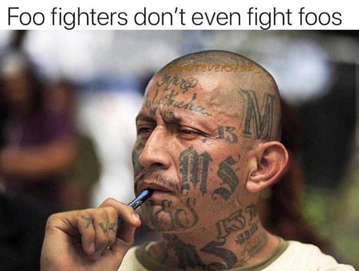 Foo fighters meme Tshirt