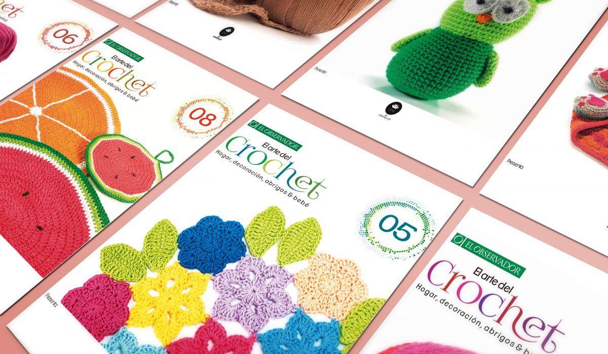 """Stereotypo » Colección """"El arte del crochet"""""""
