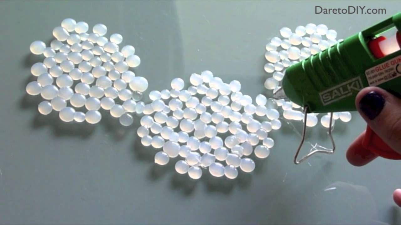Comment faire des bijoux avec de la colle chaude petit kdo pinterest colle chaude la - Creation avec pistolet a colle ...
