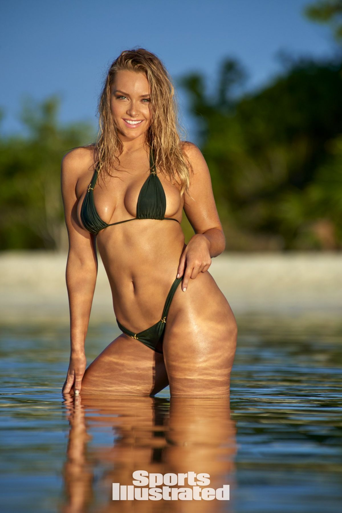 Camille Kostek Sports Illustrated Swimsuit Issue 2018 ...