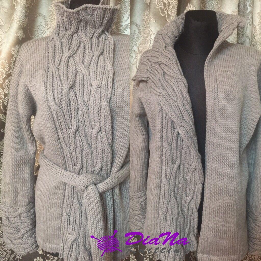 Knitting cardigan Sweater# wool  https://m.facebook.com/DiaNas-knitted-1508765129406862/