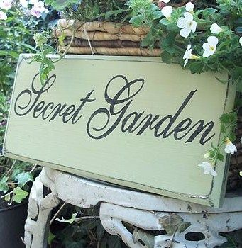 ~♥Welcome To My SECRET GARDEN! Pin Pluck Any Bloom You Like,