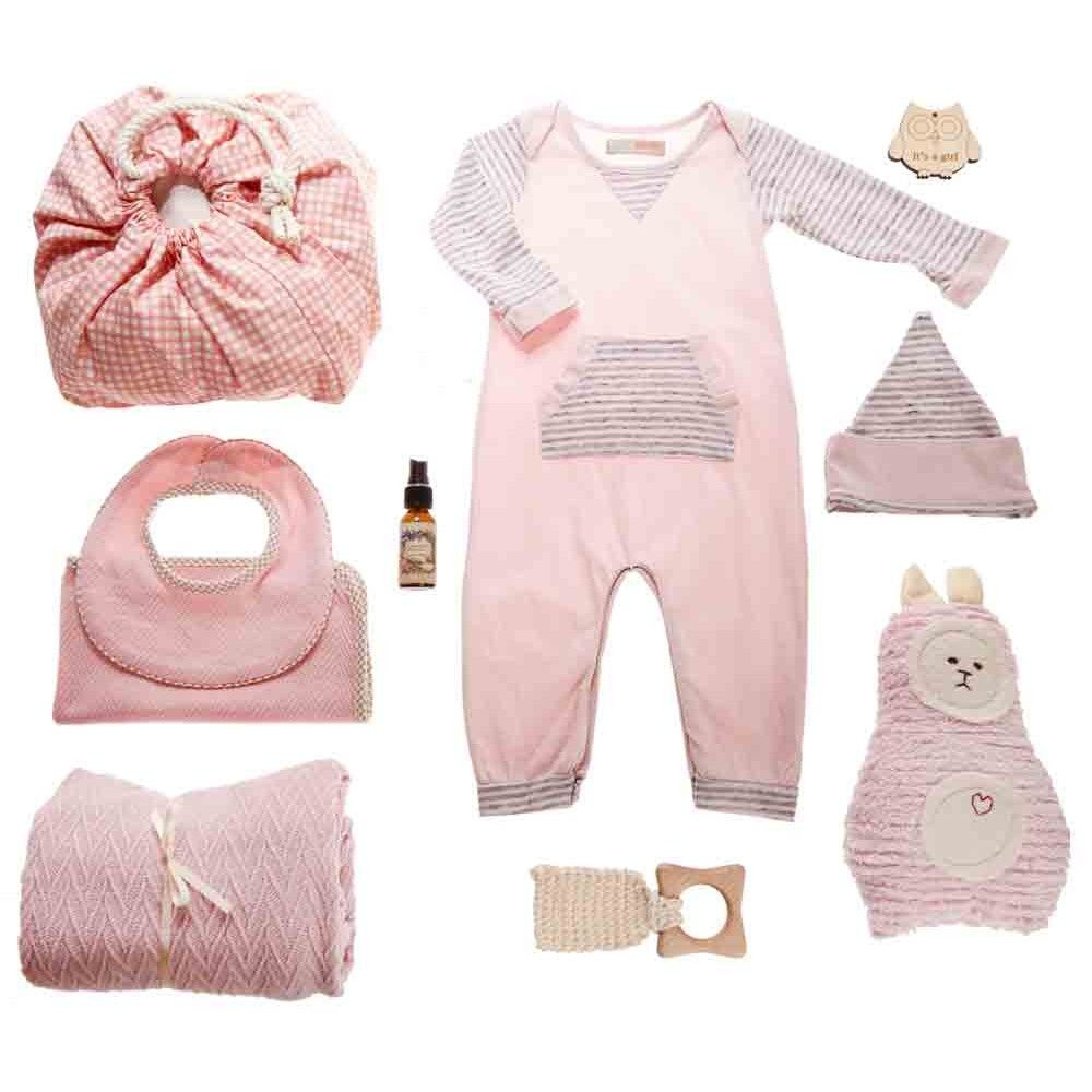 The Perfect Baby Gift Package - Girl