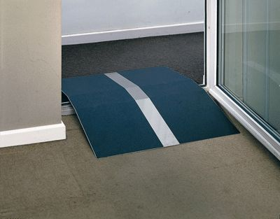 Door Frame Threshold R& for Wheelchairs and Scooters & Door Frame Threshold Ramp for Wheelchairs and Scooters | Wheelchair ...