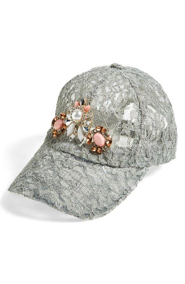 a579174c562 embellish baseball caps - Google Search. embellish baseball caps - Google  Search Hat ...