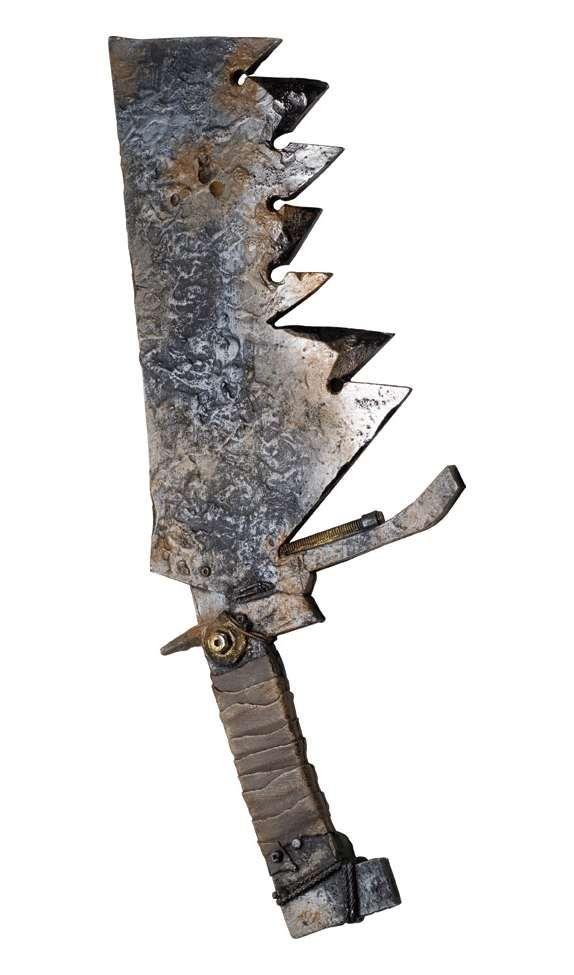 Handchop Weapon Halloween prop
