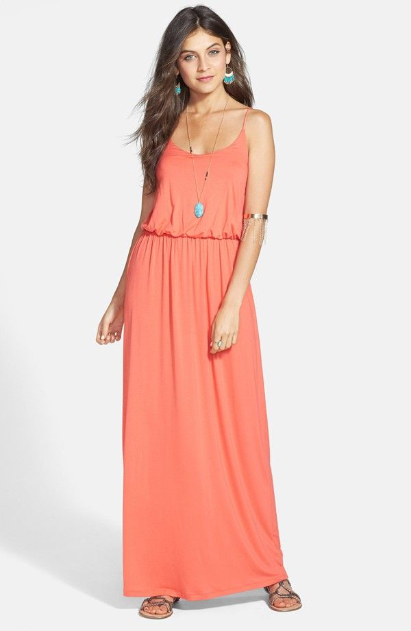 Nordstroms maxi dress