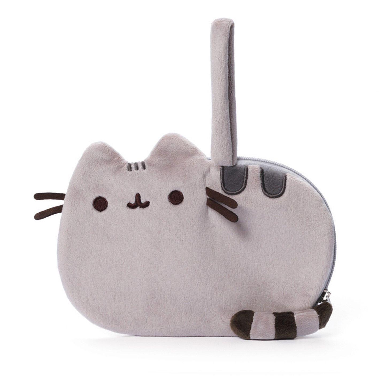 Pusheen The Cat 8 Plush Wrist Purse In 2021 Pusheen Plush Pusheen Cat Plush Pusheen Cat [ 1440 x 1440 Pixel ]