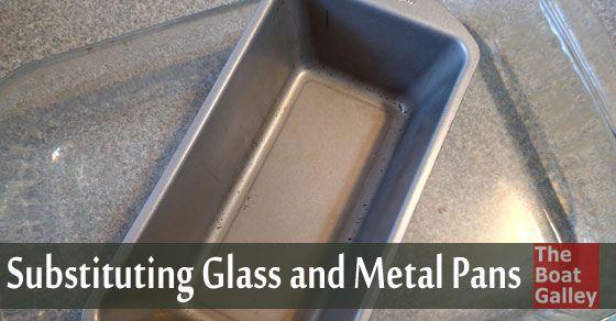 Using A Glass Pan Instead Of Metal Glass Pan Glass Baking Pan