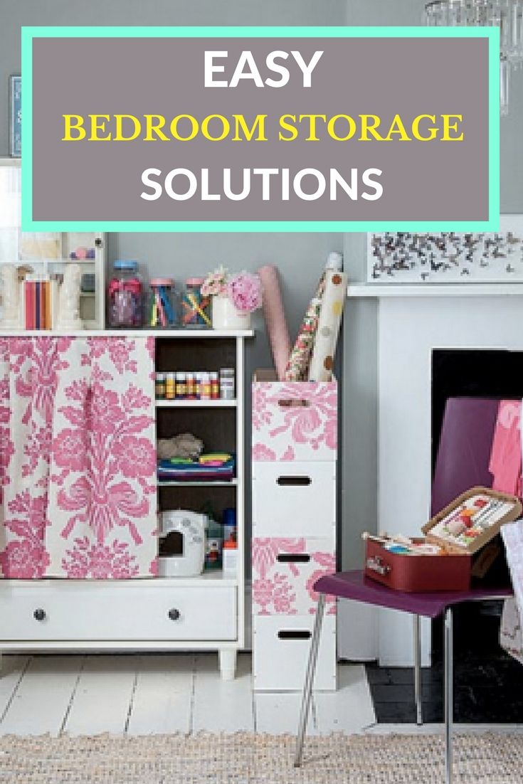 easy bedroom storage solutions craft room storage on innovative ideas for useful beds with storages how to declutter your bedroom id=71916