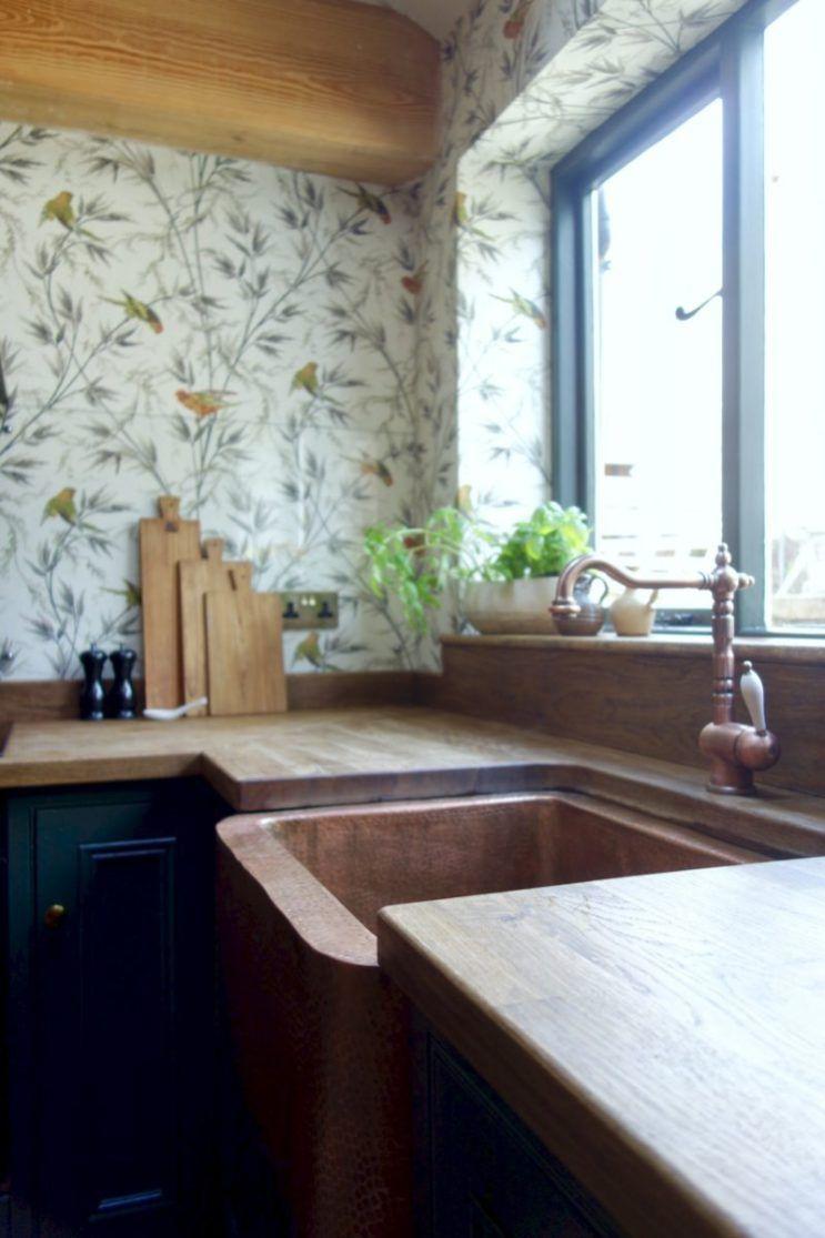 The Victorian Cottage Devol Inspired Kitchen Final Reveal Victorian Cottage Kitchen Devol