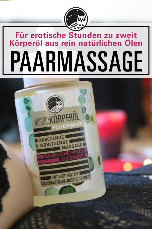 Intimmassage Für Ihn
