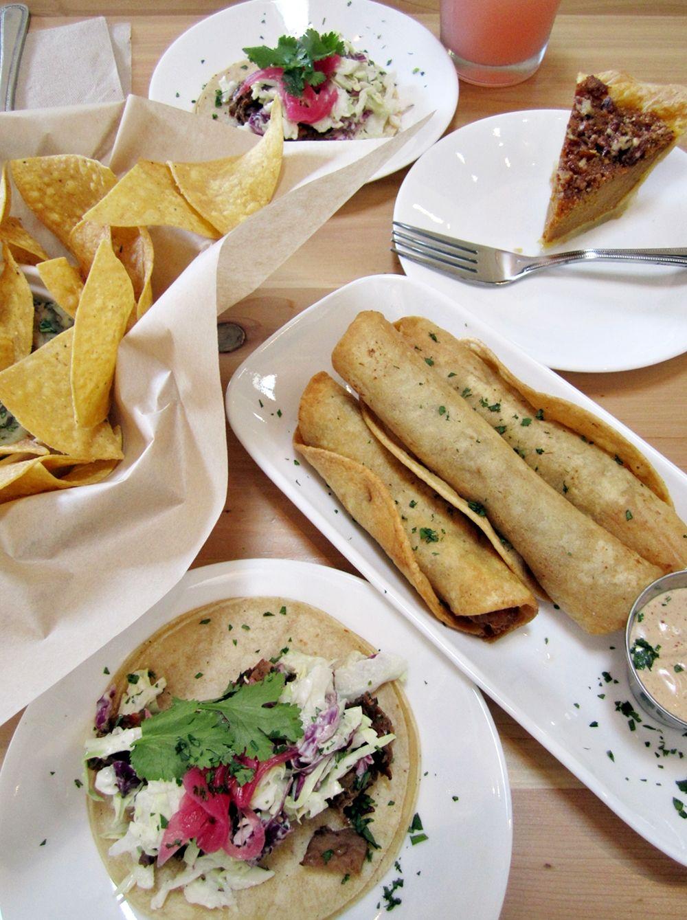 Vegan Eats At Seabirds Kitchen In Costa Mesa Ca Food