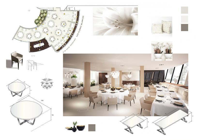 Restaurant - M51 - Daisy van den Heuvel