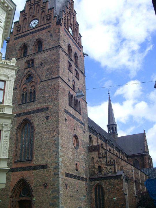 Malmoe: Cattedrale