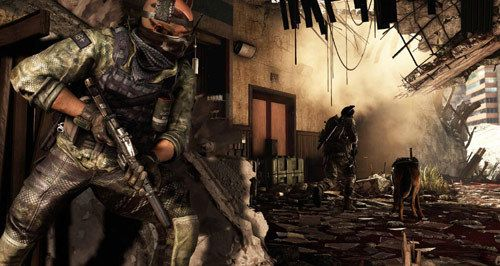 Call Of Duty Ghosts Playstation 4 Call Of Duty Video Games