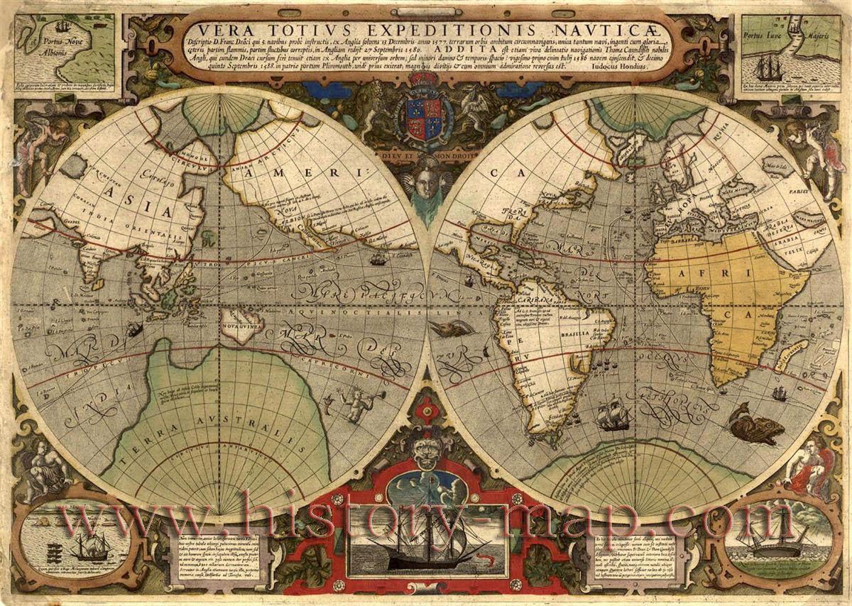 Pin von Gosia Bem auf Old Maps | Pinterest
